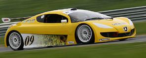 Diester Racing Cup 2007 : le Prince Albert II soutient le pilote Frédéric Lajoux