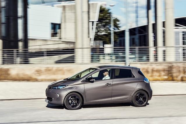 """Renault : une série spéciale de lancement pour la """"nouvelle"""" Zoe"""