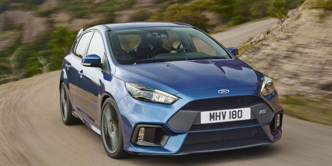 Ce sera 350 ch pour la Ford Focus RS