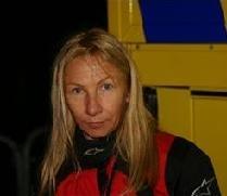 Camélia Liparoti, une Italienne en quad sur le Dakar.