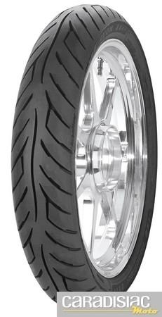 Avon Roadrider AM26... un pneu pour tous les jours.
