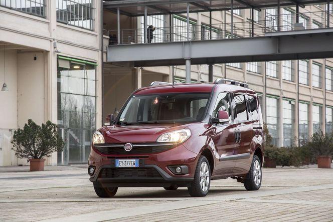 Nouveau Fiat Doblò : prix et gamme