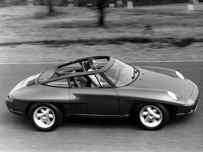Porsche 911 Panamericana (1989), source d'inspiration pour la future 911 Safari?