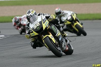 Moto GP - Yamaha: Toseland veut vraiment faire ami avec Edwards