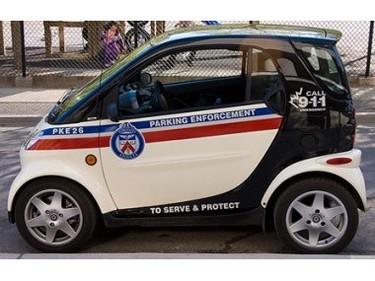 Canada : la police adopte la Smart attitude