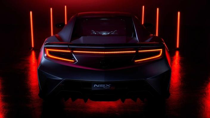 Honda annonce une mise à jour avec la NSX Type S