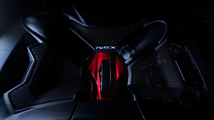 Honda announces update with NSX Type S