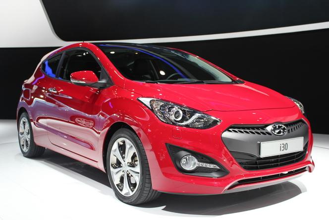 Vidéo - en direct du Mondial 2012 : après le break SW, la Hyundai i30 3 portes