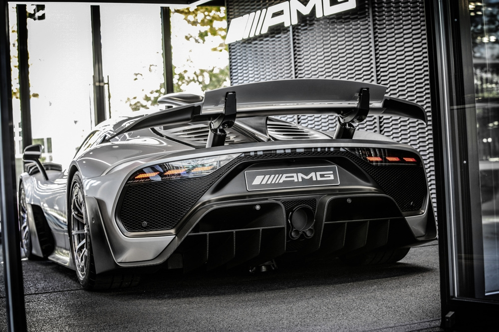 Mercedes annonce l'hypercar AMG One