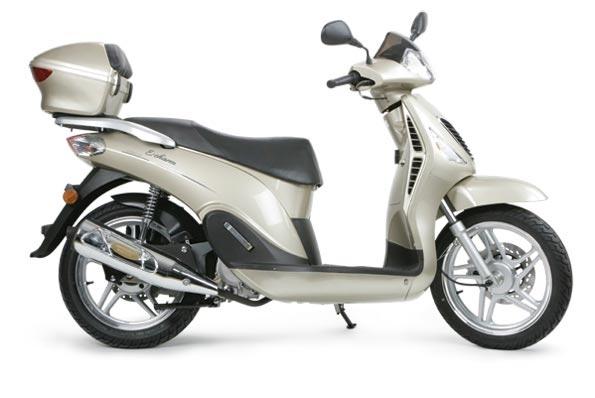 Nouveautés CF Moto : E-Charm 125