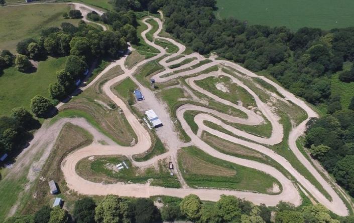 La FFM rachète le circuit de Motocross de Saint Nolff