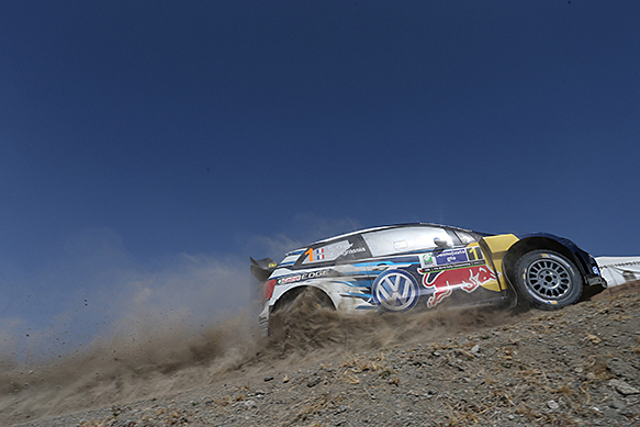 WRC - Rallye du Mexique : Ogier écoeure la concurrence