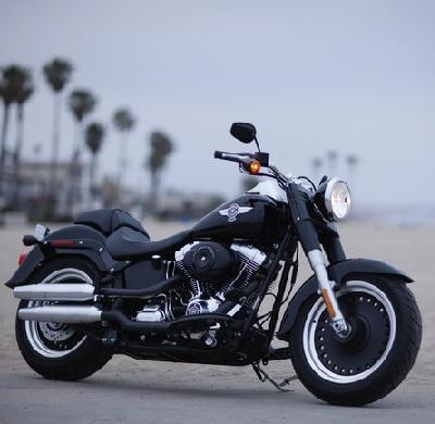 Harley-Davidson 2010: Le Fat Boy prend un nouveau tour de taille