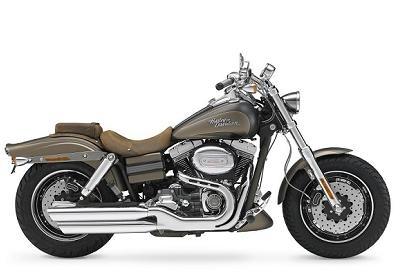 Harley-Davidson 2010: Le CVO c'est toujours la cerise sur le gâteau