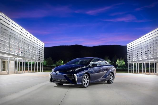 Toyota veut offrir sa Mirai au prix d'un diesel moderne