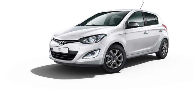 Hyundai  lance les séries spéciales i20 GO! et GO! Plus