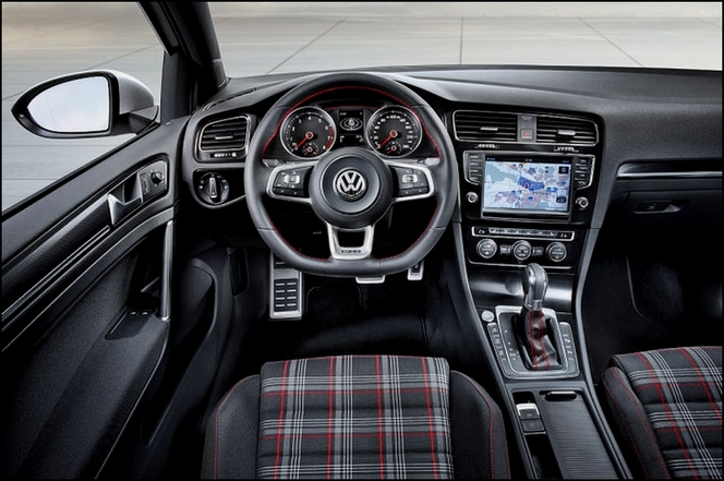 Mondial de Paris 2012 : voici la VW Golf VII GTI