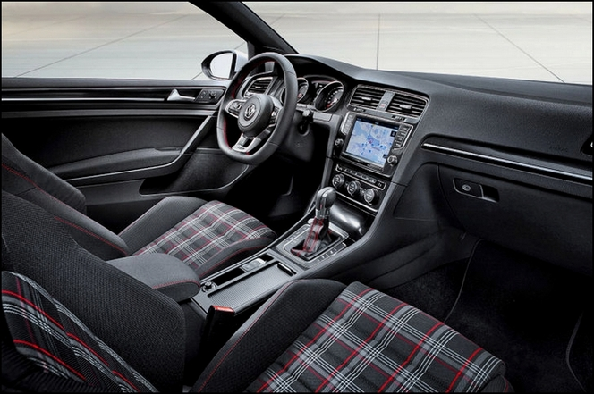 Mondial de Paris 2012 : voici la VW Golf VII GTI