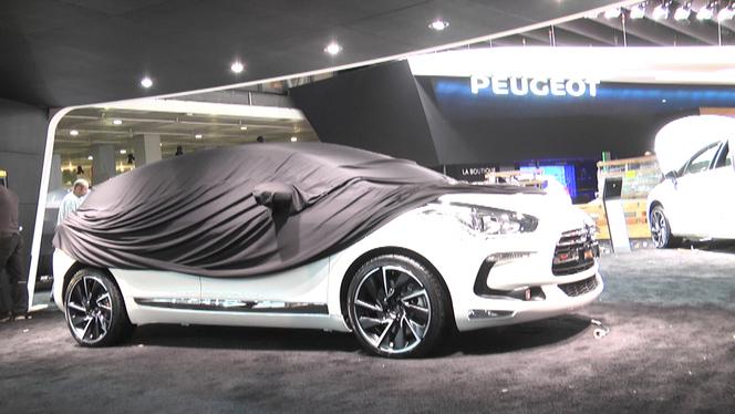 Vidéo - Caradisiac visite le Mondial de l'auto en avant-première
