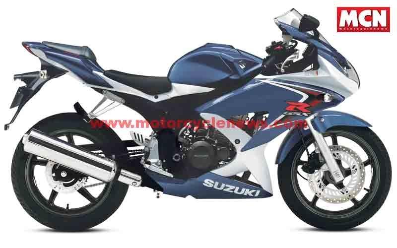 Suzuki travaille sur une GSXR 125!