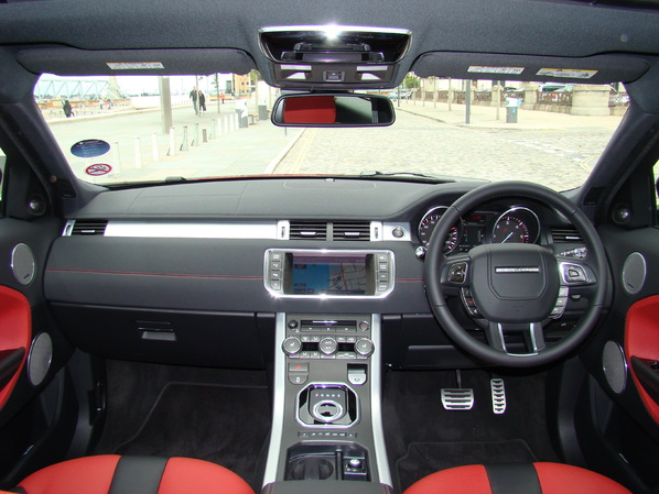 Essai - Land Rover Range Rover Evoque : chic et sport, on adore !