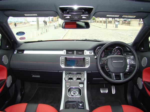 Essai - Land Rover Range Rover Evoque : chic et sport, on adore !