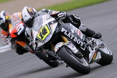 Moto GP - Honda: Randy De Puniet se fracture la cheville à l'entrainement