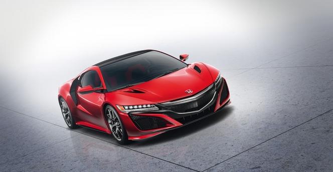 La nouvelle Honda NSX, coup de cœur