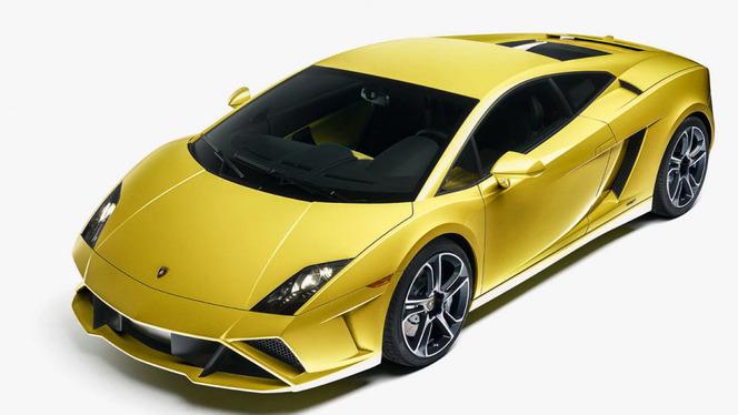 Mondial de Paris 2012 - Lamborghini Gallardo LP 560-4 : premières infos