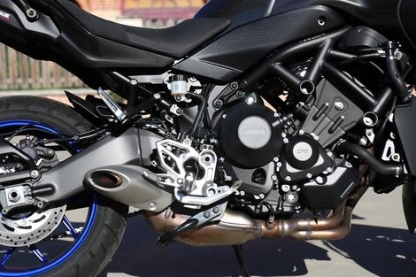 Yamaha Niken 2018 Moteur CP3