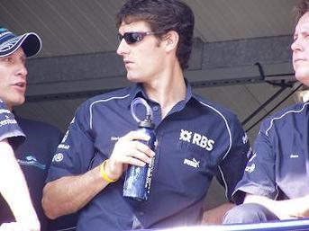 Formule 1: Transfert 2007, Webber entre dans la danse