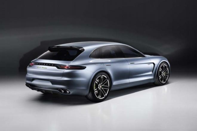 Mondial de Paris 2012 - Porsche Panamera Sport Turismo : premières infos