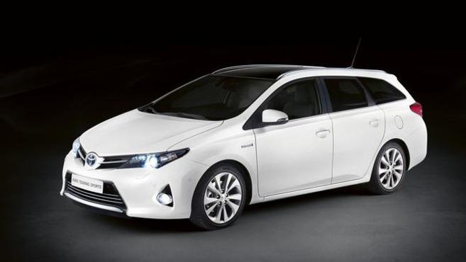 Mondial de Paris 2012 - Toyota Auris Touring Sports : premières infos