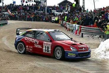 WRC: Monte Carlo 2007, le Turini aux oubliettes