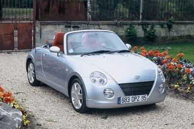 Essai - Daihatsu Copen : small is beautiful