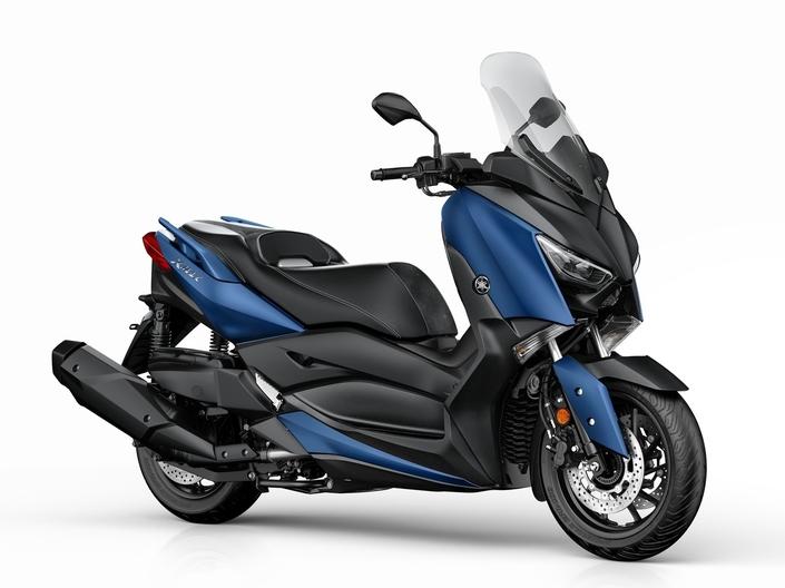 Yamaha: un nouveau X-MAX 400 en septembre