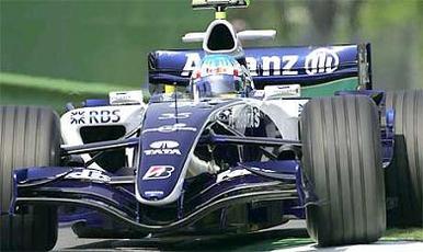 Formule 1 2007: Williams-Toyota: Ce sera pour Wurz !