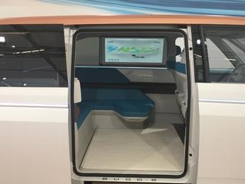 Salon de Val d'Isere 2017 : Volkswagen Budd-e Concept en direct