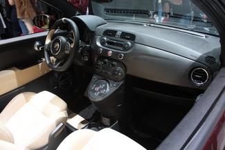 En direct du Mondial 2012 - Abarth 595 et 695 Edizione Maserati : pour le look