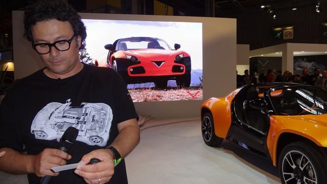 En direct du Mondial 2012 - Chez Venturi, rien de nouveau !