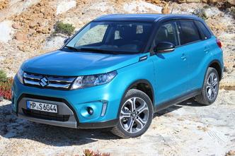 Nouveau Suzuki Vitara : en avant-première, les photos de l'essai