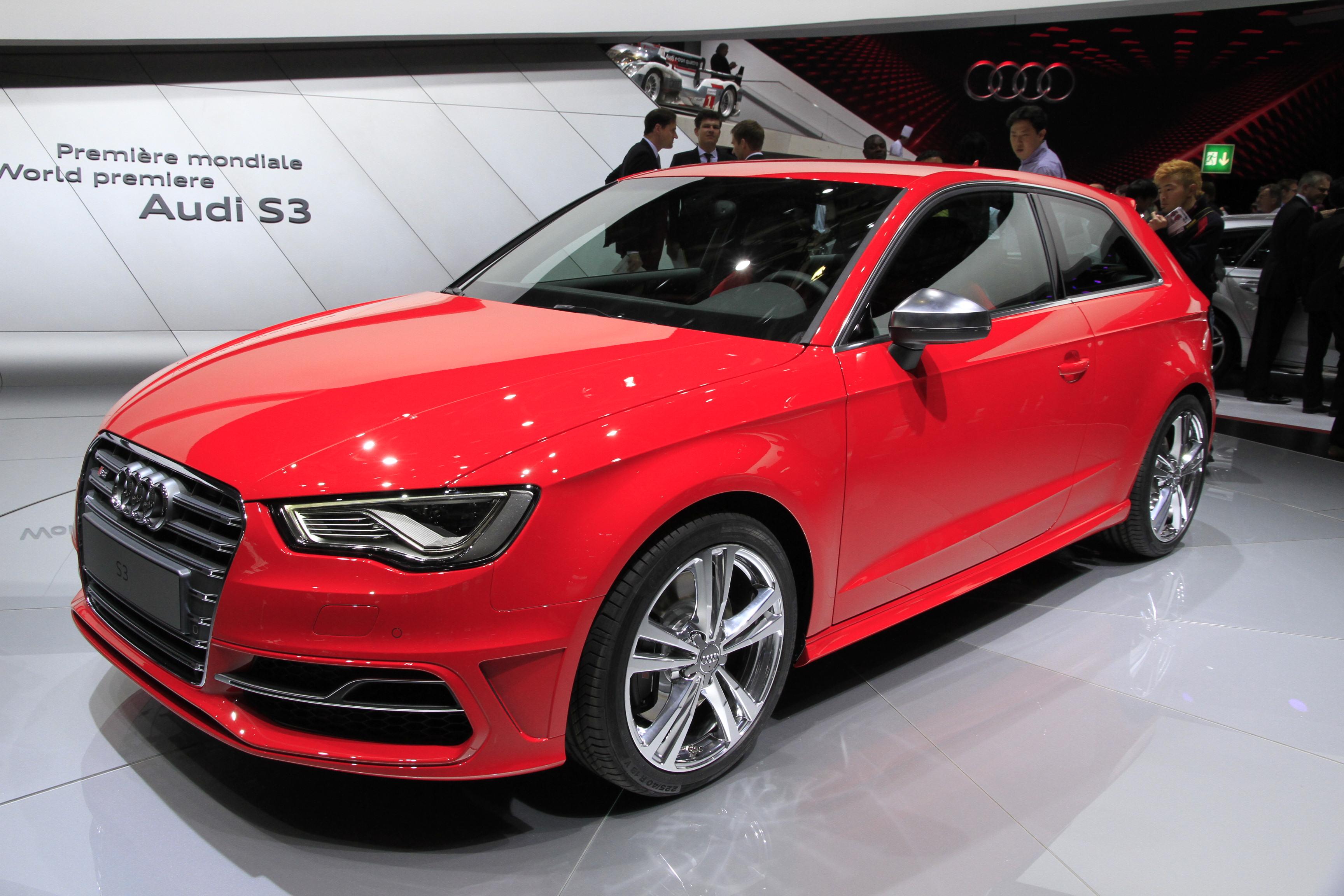 Audi rs3 2015 unterwegs in der neuen 5 zylinder rakete