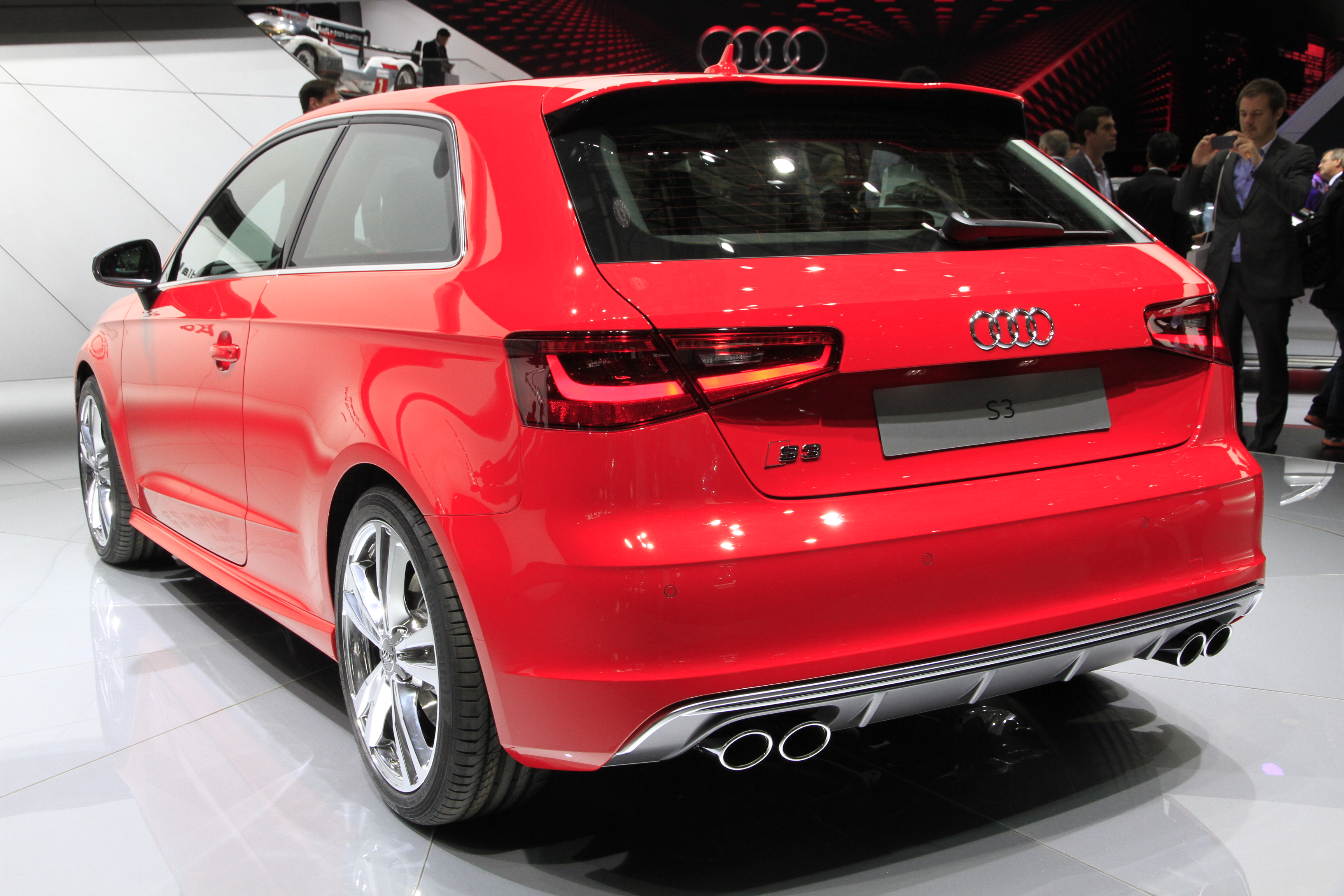 mondial de l 39 auto de paris 2012 audi s3 2013 dark cars wallpapers. Black Bedroom Furniture Sets. Home Design Ideas