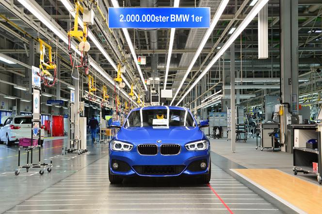 BMW fête la 2 millionième Série 1 produite