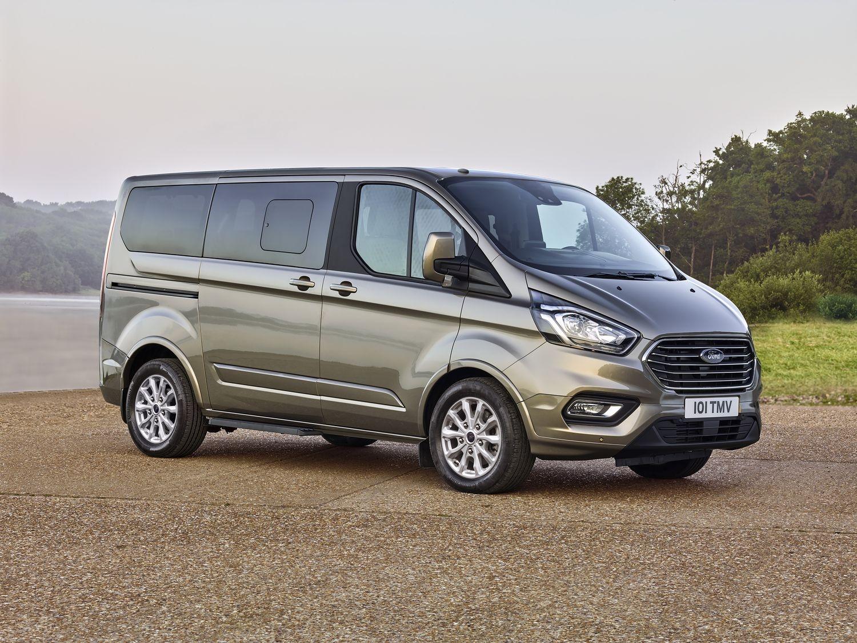 Nouveau Ford Transit Custom >> Ford Restylage Pour Les Tourneo Custom Et Transit Custom