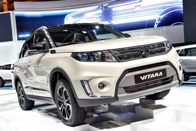 Le Suzuki Vitara entre en production en Hongrie