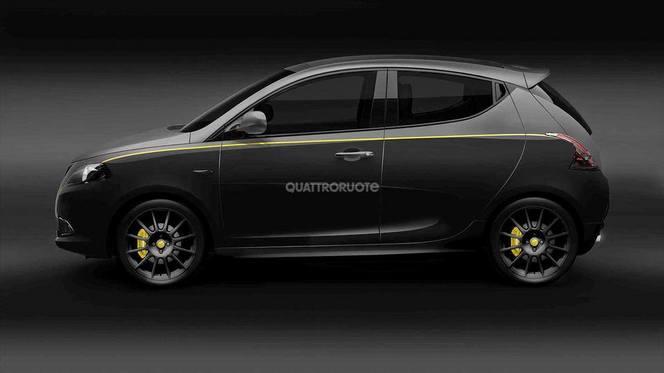 Lancia pourrait relancer son label HF