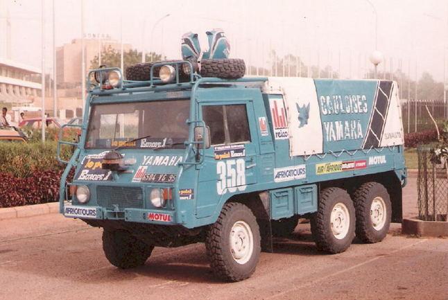 Rétromobile 2014 : le Paris-Dakar aura son exposition