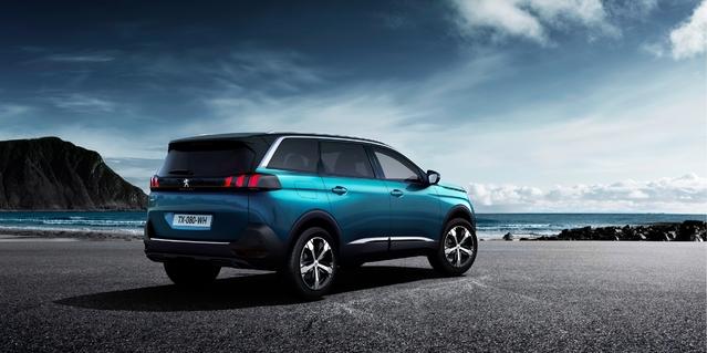 Nouveau Peugeot 5008: à partir de 26400€
