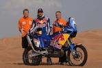 Réactions des pilotes KTM après l'annulation du Dakar